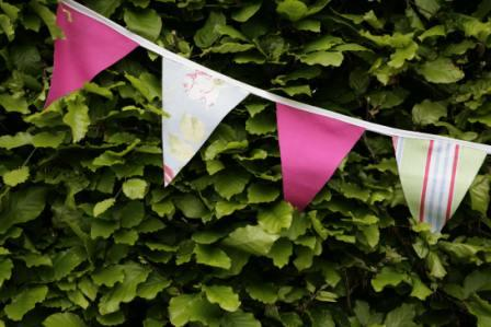 The Chief Bridesmaid Cath Kidson Bunting