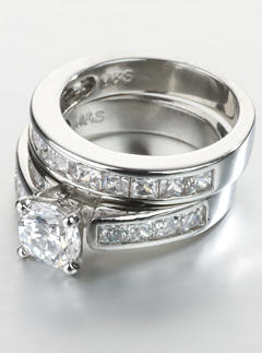 Marks and Spencers - Cheap Engagement Ring offer