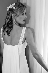 Pronovias designer wedding dress - cheap chic Bride