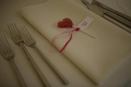 Cheap Wedding Favour Placecards